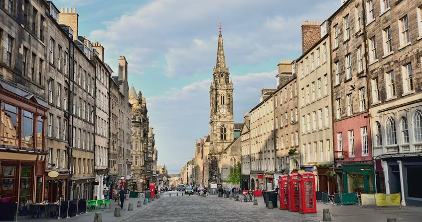Escursioni di 1 giorno da Edimburgo