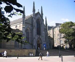 Cattedrale cattolica di St Mary wikipedia.org