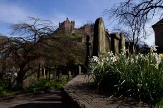 Guida ai cimiteri di Edimburgo