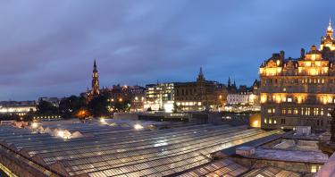 Dove alloggiare a Edimburgo?