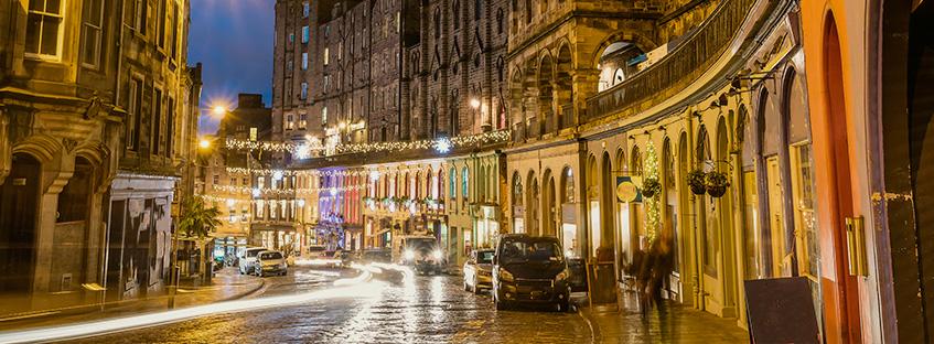 le feste e il divertimento a Edimburgo