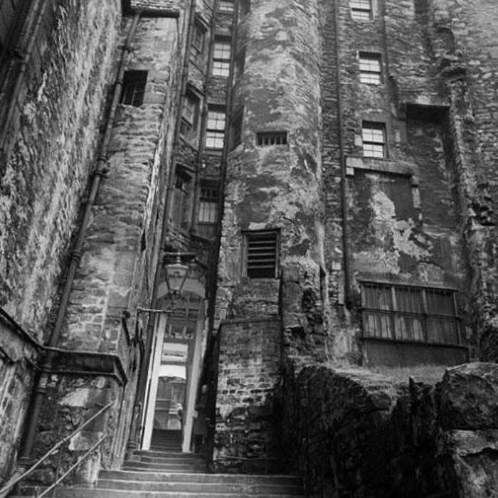 vicoli di Edimburgo