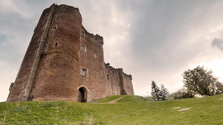 Entrata del Castello di Doune