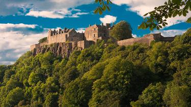 Tour di Stirling, Distilleria e Saint Andrews