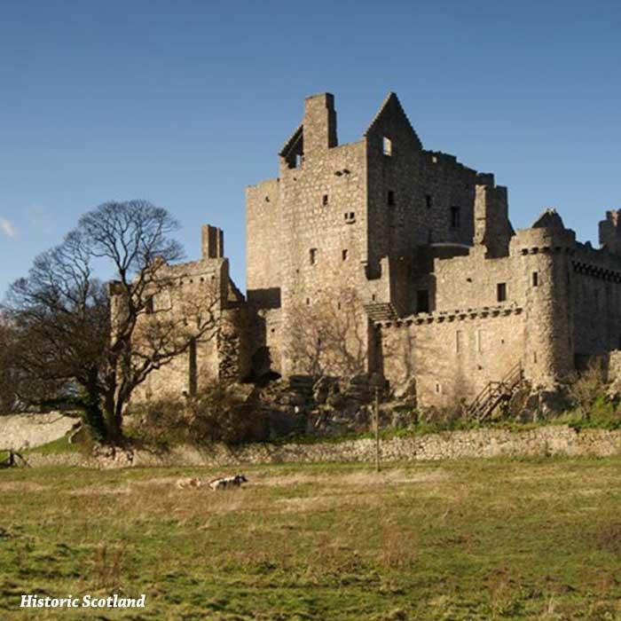 Castello de Craigmillar