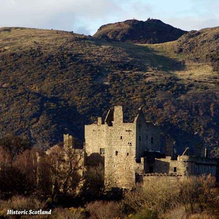 castello di Craigmillar
