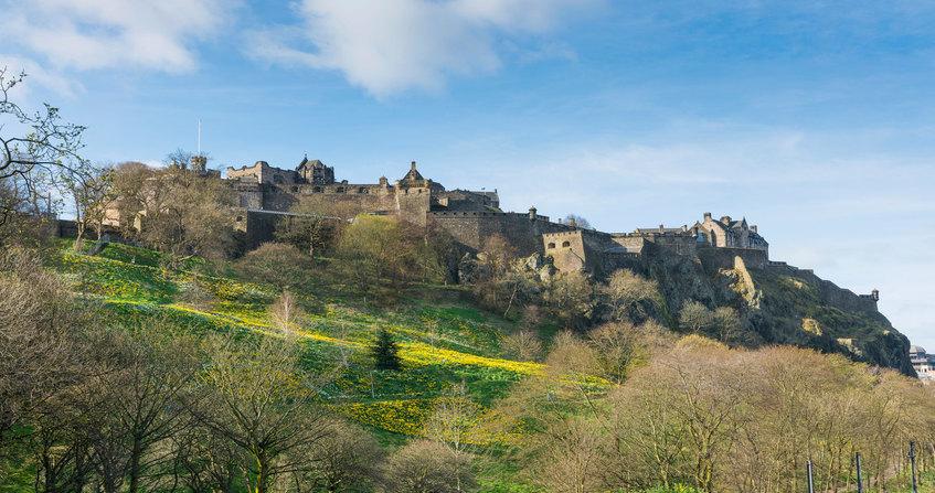 castello-edimburgo