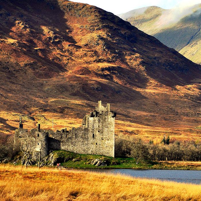 castello-di-kilchurn-scozia