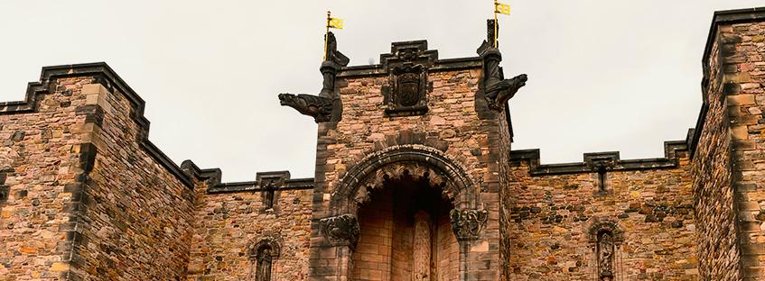 Il Palazzo Reale del Castello di Edimburgo