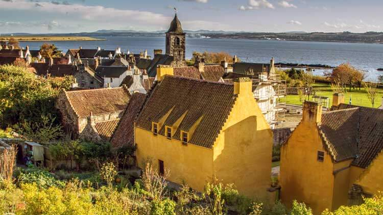 tour outlander Edimburgo