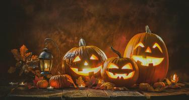 Halloween in Scozia