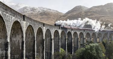 Harry Potter a Edimburgo e in Scozia (Parte 1)