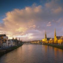 Guida di Inverness, la capitale delle Highlands