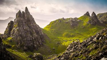 Tour di 3 giorni all'Isola di Skye e Highlands