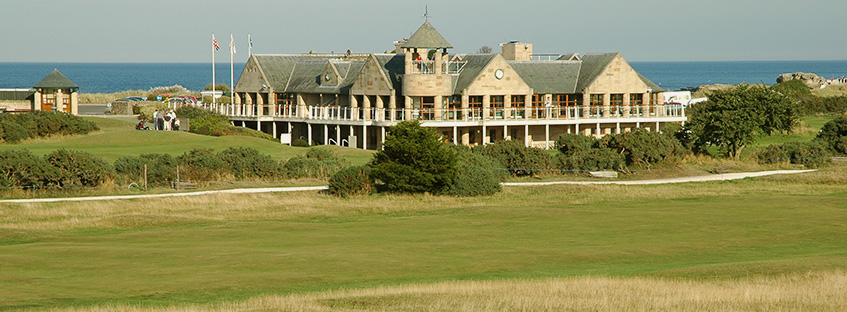 The Royal Ancient Golf Club e l'Old Course