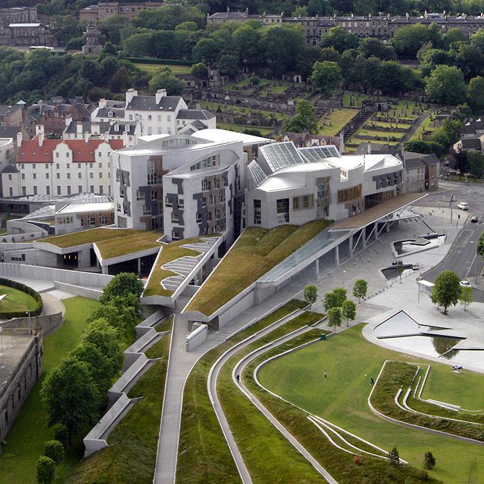 parlamento di Scozia