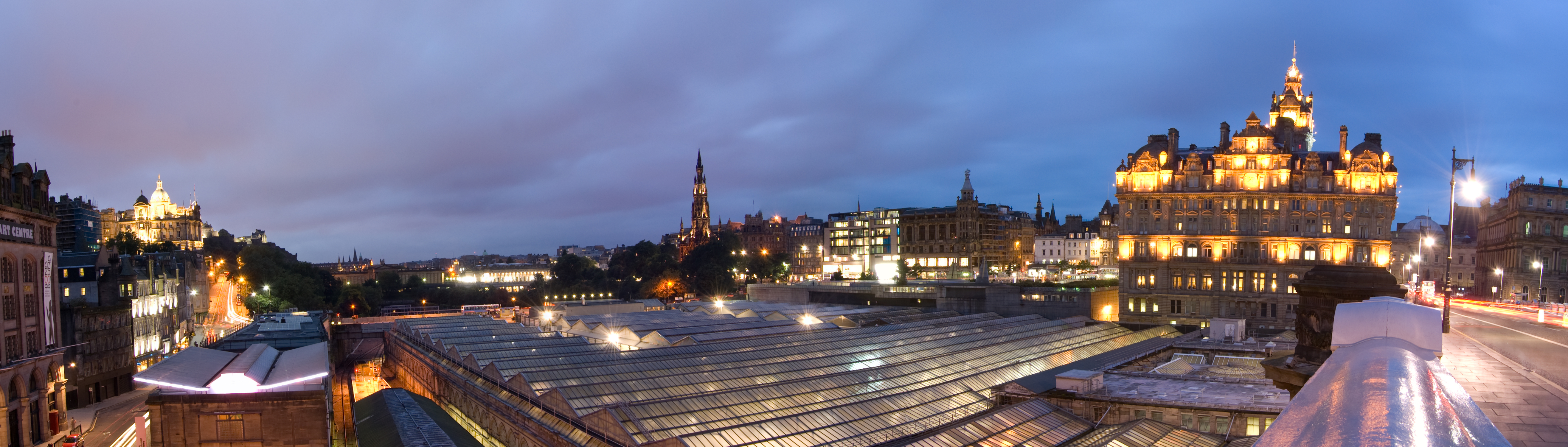 Alloggiare a Edimburgo