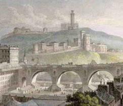 Edimburgo, la città della Letteratura
