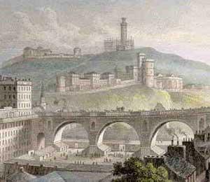 puente norte de edimburgo