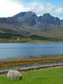 Paesaggio dell'Isola di Skye