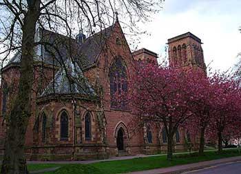 Cattedrale di Inverness.