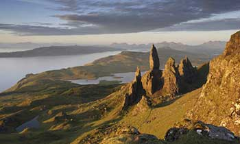 The Old Man of Storr. Isola di Skye
