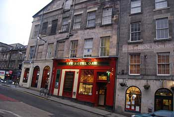 Pub Royal Oak a Edimburgo