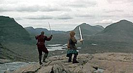 Highlander. Torridon