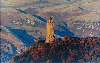 Monumento Nazionale a William Wallace. Stirling