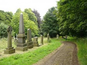 Cimitero di Warriston a Edimburgo