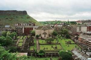 Cimitero di Canongate, Edimburgo