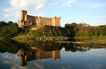 Castello di Dunvengan sull'Isola di Skye