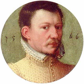 Ritratto del Conte di Bothwell