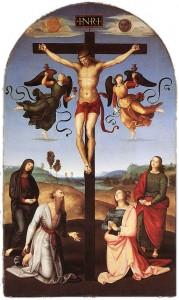 Crocifissione, Raffaello Sanzio