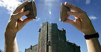 Monthy Python e il Sacro Graal. Doune Castle