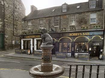 Greyfriars Bobby Bar Edimburgo