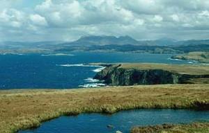 Eddrachillis Bay nelle Highlands Nordoccidentali