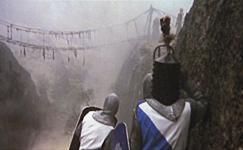 Monty Python e il Sacro Graal. Il ponte della morte