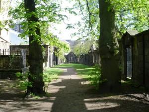 La Prigione dei Covenanti nel Cimitero di Greyfriars, Edimburgo