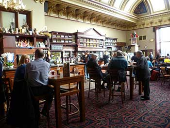 Pub The Standing Order a Edimburgo