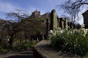 Un Cimitero a Edimburgo