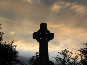 Croce Celtica - Knock, Irlanda