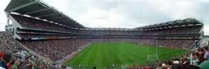 Stadio di Croke Park a Dublino. Wikipedia.org