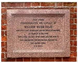 Targa Commemorativa a William Webb