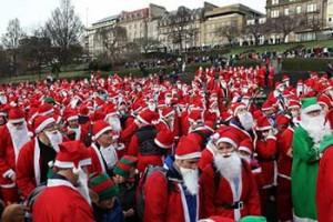 Maratona di Babbo Natale