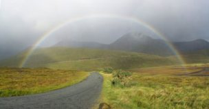 Arcobaleno Isola di Skye