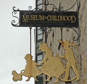 Museum of childhood edinburgo