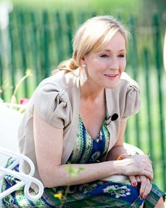 JK Rowling reads to children, by Daniel Ogren, http://www.flickr.com/photos/27077452@N04/4513125422