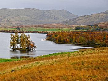 Autunno in Scozia
