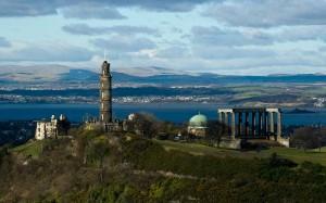 Viaggio in Scozia e Calton Hill